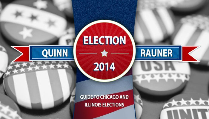 Illinois Election 2014 Icon