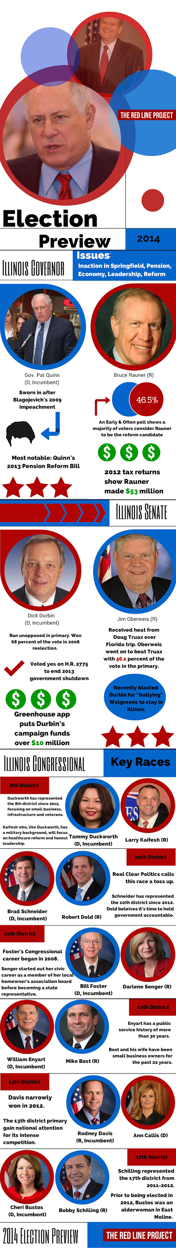 Election 2014 Infographic