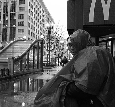 Chicago Homeless Photo
