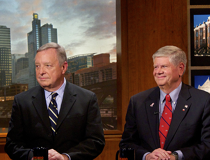 Dick Durbin Jim Oberweis Photo