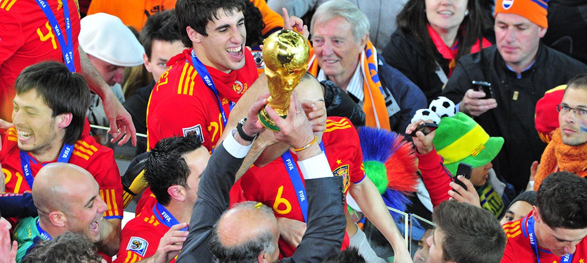 World Cup Spain 2010 Photo