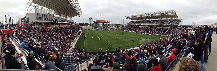Toyota Park Photo
