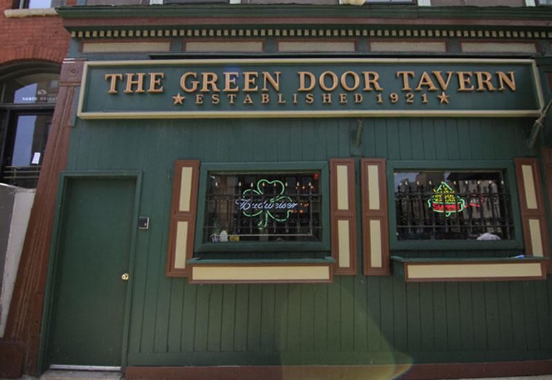 (Photo Courtesy The Green Door Tavern)