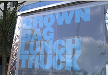 Brown Bag Food Truck Photo by Tiffany Boncan