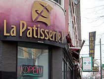 La Patisserie P Photo by James Mazurek