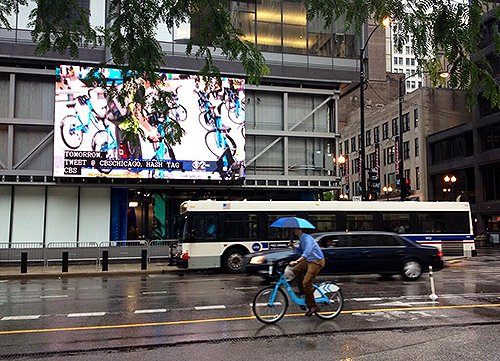Divvy Bike Chicago Photo