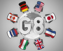 G8 icon via iStockPhoto