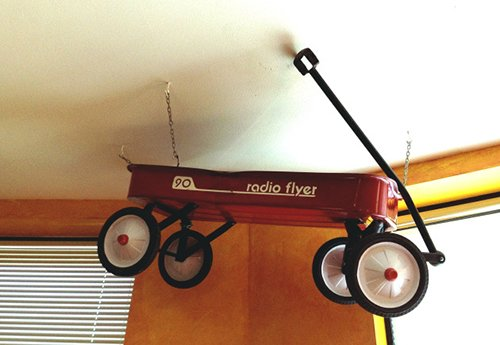 Radio Flyer Wagon Photo