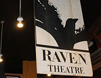 Raven Theatre Photo by Monica Carter